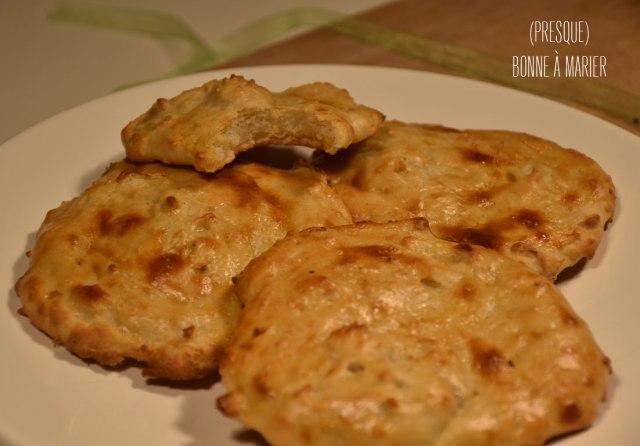 Boxty galettes de pommes de terre irlandaises pour la Saint Patrick's Day