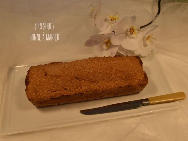 Coconut bread vegan {cake diététique à la noix de coco}