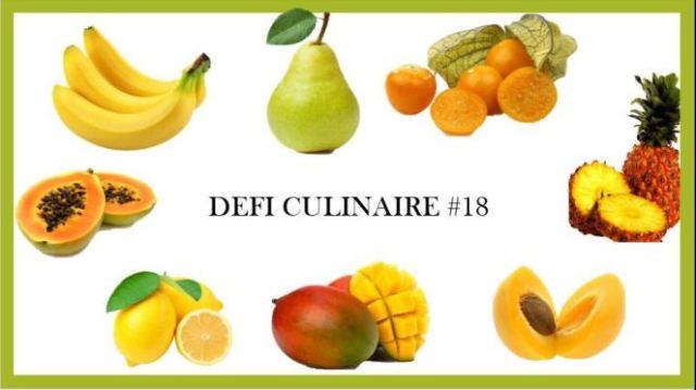 Défi Culinaire #18
