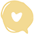 bulle-coeur-jaune-clair