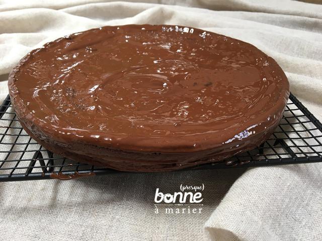Fondant au chocolat et courgette sans matière grasse